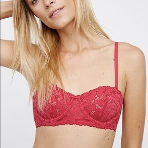 Free People Intimates & Sleepwear - Free People Love Letters Convertible Bra